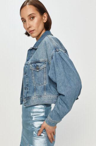Pepe Jeans - Kurtka jeansowa Ridge
