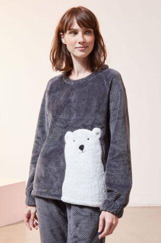 Etam - Bluza piżamowa OXFORD
