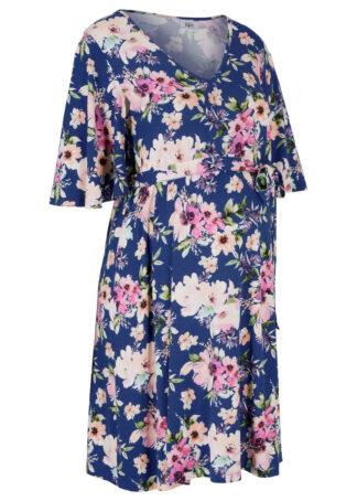 Sukienka ciążowa z dżerseju