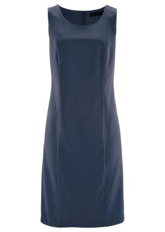 Sukienka ołówkowa bonprix ciemnoniebieski