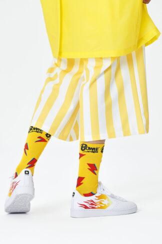 Happy Socks - Skarpetki x David Bowie Flashy Bowie