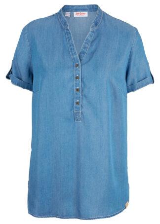 Bluzka dżinsowa TENCEL™ Lyocell