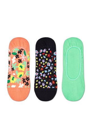 Happy Socks - Skarpetki Flower (3-pack)