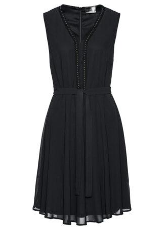 Sukienka bonprix czarny