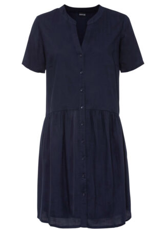 Sukienka bonprix ciemnoniebieski