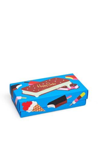 Happy Socks - Skarpetki Ice Cream (3-pack)