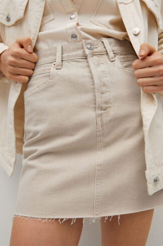 Mango - Spódnica jeansowa Rachel