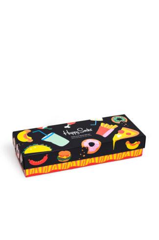 Happy Socks - Skarpetki Food Lover Socks Gift (4-PACK)