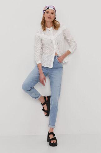 Vero Moda - Koszula bawełniana
