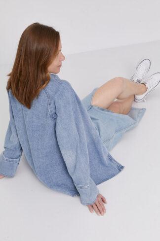 Armani Exchange - Koszula jeansowa