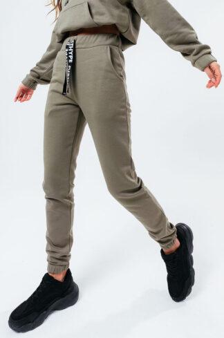 Hype - Spodnie KHAKI