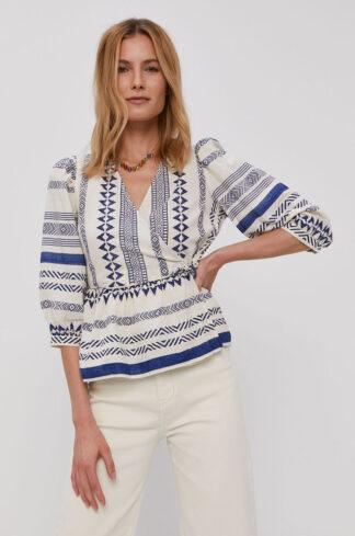 Vero Moda - Bluzka bawełniana