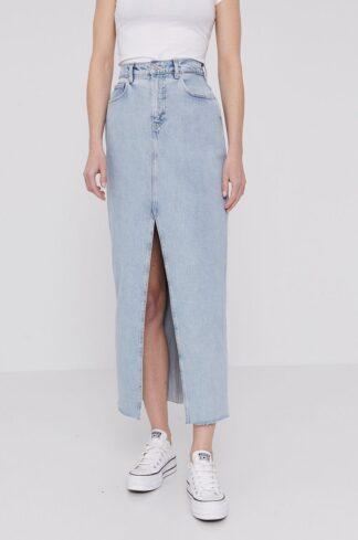 Scotch & Soda - Spódnica jeansowa