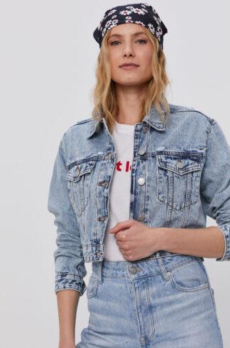 Tally Weijl - Kurtka jeansowa