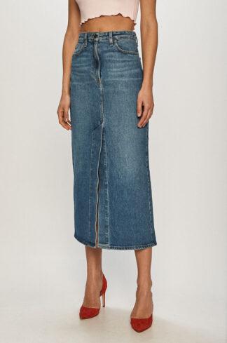Lee - Spódnica jeansowa