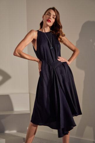 Answear Lab KRÓL kolekcja limitowana - Sukienka Ika