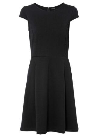 Sukienka biznesowa bonprix czarny