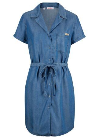 Sukienka dżinsowa TENCEL™ Lyocell