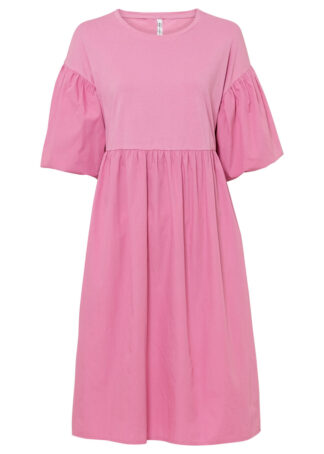 Sukienka bonprix różowy malinowy