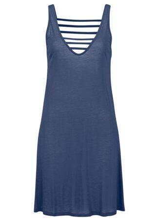 Sukienka plażowa bonprix indygo