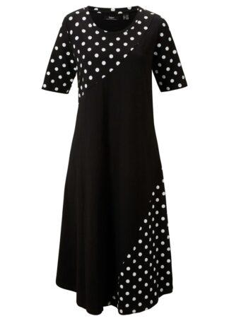 Sukienka bawełniana w kropki