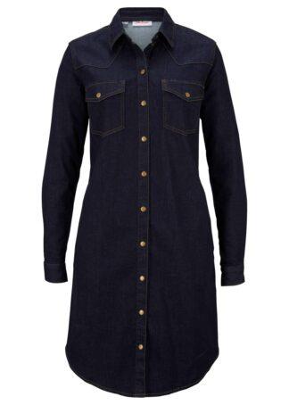 Sukienka dżinsowa ze stretchem